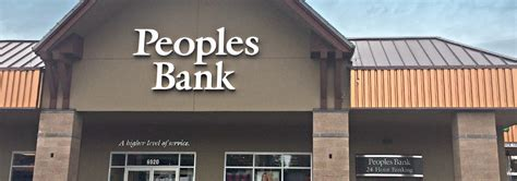 peoples bank peoples bank evergreen way home loan center home