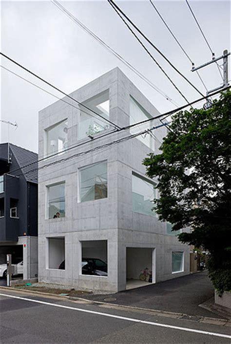 Haus H by House H Sou Fujimoto Archdaily