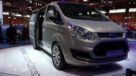 ford transit  seater tourneo custom concept