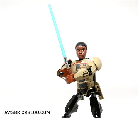 Lego Wars 75116 Finn Buildable Figures Starwars 2016 review lego 75116 finn