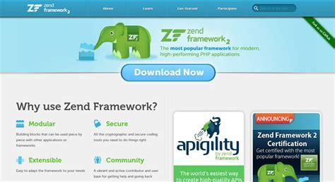 zend framework 2 layout phtml selecci 243 n de los mejores frameworks php 187 edson