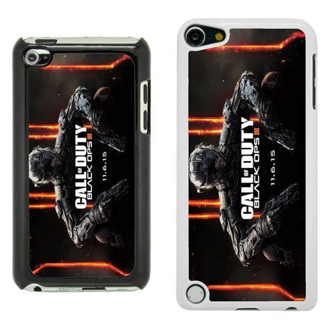 Call Of Duty Black Ops 3 Casing Hp Hardcase For Iphone Series call of duty black ops 3 cover for ipod t91 ebay