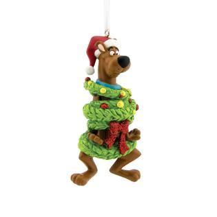 warner brothers scooby doo christmas ornament seasonal