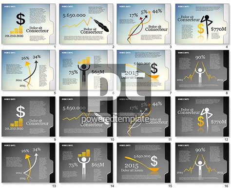 financial presentation templates financial presentation template for powerpoint
