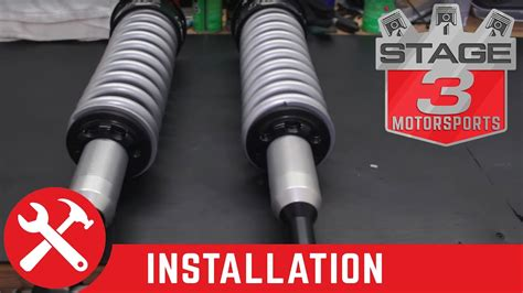 2009-2013 F-150 FOX Stage 1 Suspension Package Install ... F 150 2013