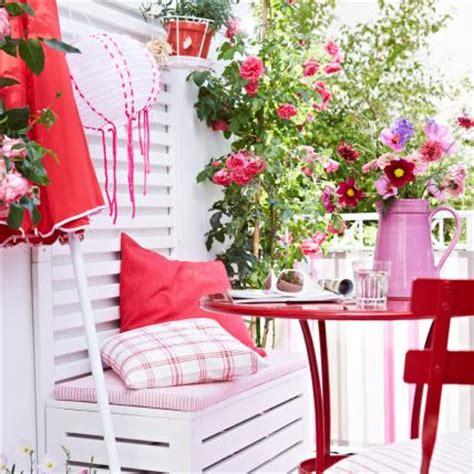 Hängematte Für Den Balkon by Balkon Bepflanzung Idee