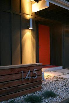 modern front door lights modern front yard on backyards driveways and