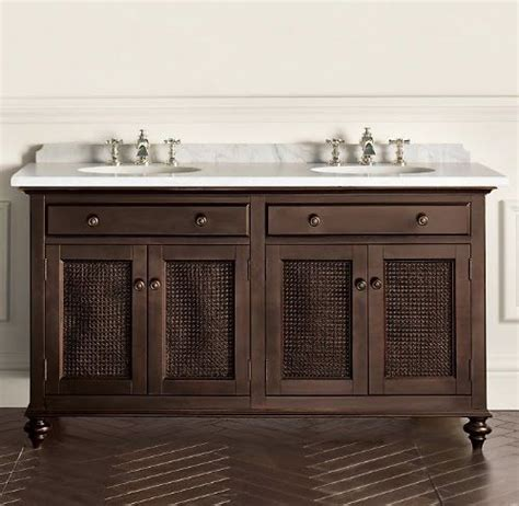 Hardware For Bathroom Vanity Restoration Hardware Bathroom Vanity Inside Bathroom Pinterest