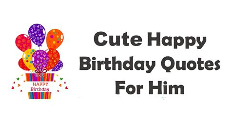 Happy Birthday Quotes To Boyfriend Happy Birthday Quotes For Boyfriend Or Husband With Love