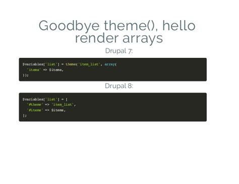 drupal theme hook suggestions drupal 8 theme system the backend of frontend