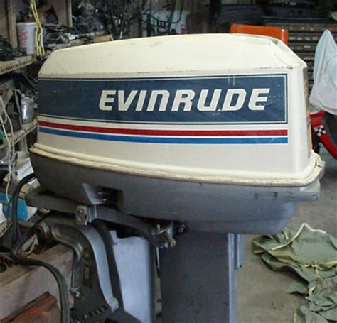 1983 evinrude 35hp sold