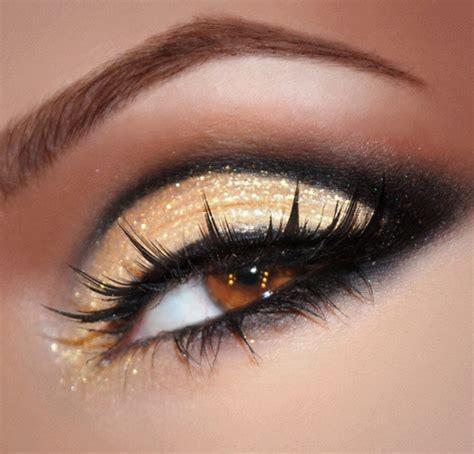 Eyeshadow Gold lush fab glam blogazine summer makeup ideas bring on