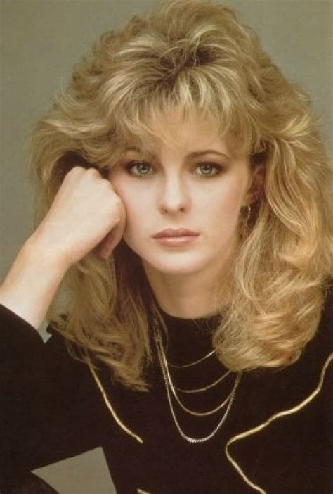 80s Hairstyle by 80s Fashion Hairstyles 80s Hairstyle Channeling The