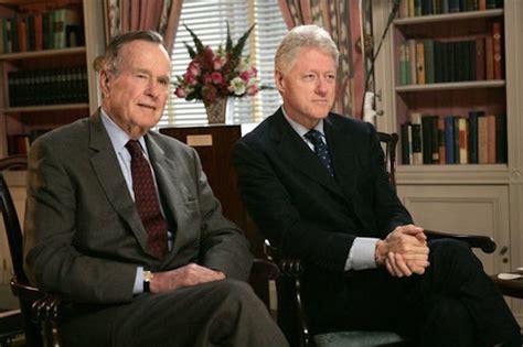 Bush Vs Clinton by Here S The Letter George H W Bush Left Bill