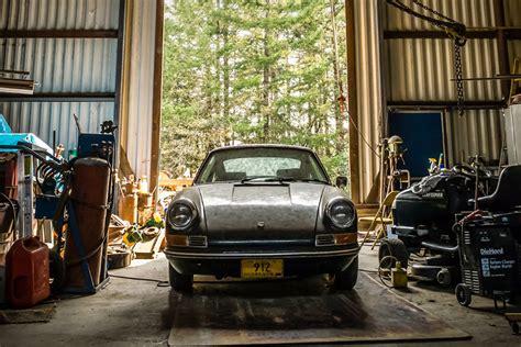 Barn Find by Barn Find 1969 Porsche 912 Uncrate
