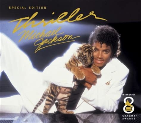 michael jackson thriller album biography thriller special edition michael jackson release