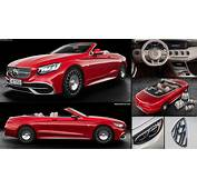 Mercedes Benz S650 Cabriolet Maybach 2017  Pictures