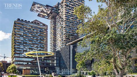 award winning sydney mixed use development with vertical