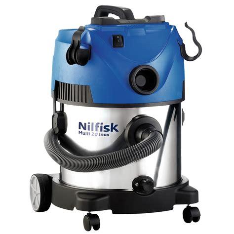 Vacuum Cleaner Nilfisk Multi 20 nilfisk 1400w multi 20 inox and vacuum bunnings