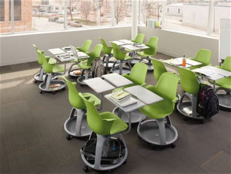 steelcase node chair node classroom chairs for active learning steelcase