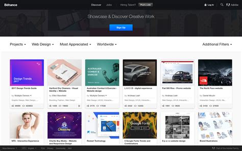 web design inspiration online store 17 amazing sources of web design inspiration webflow blog