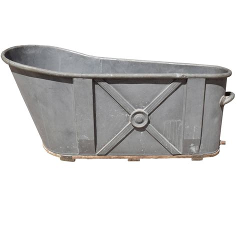 zinc bathtub for sale zinc bathtub for sale at 1stdibs
