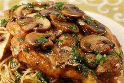 olive garden crockpot chicken marsala recipes pinterest