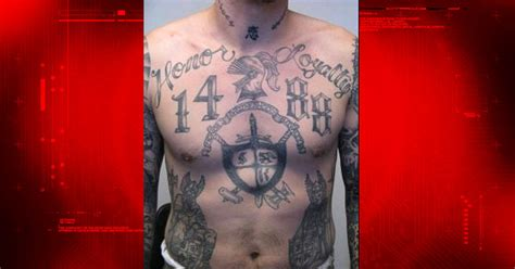 white supremacy tattoos and meanings ink in the clink prison tattoos explained