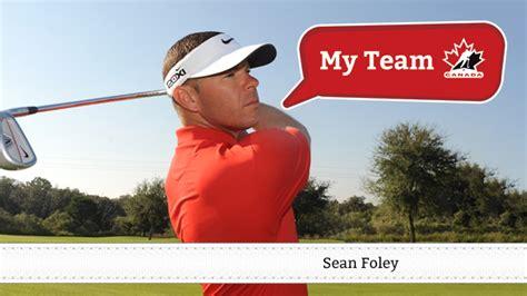 sean foley golf swing philosophy my team canada sean foley