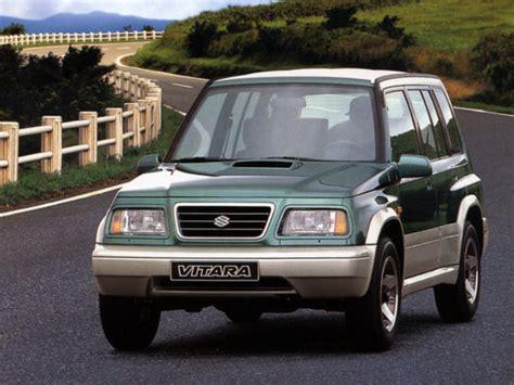 Suzuki Vitara Gas Mileage Suzuki Vitara Generations Technical Specifications And