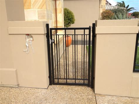 Modern Wrought Iron Gates And Fences Modern Fencing Modern Home Fencing Gates Adelaide