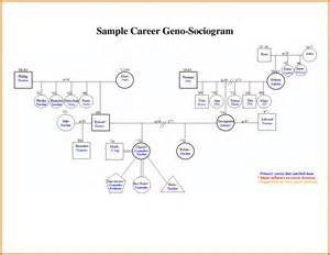 make a template 7 make a genogram itinerary template sle