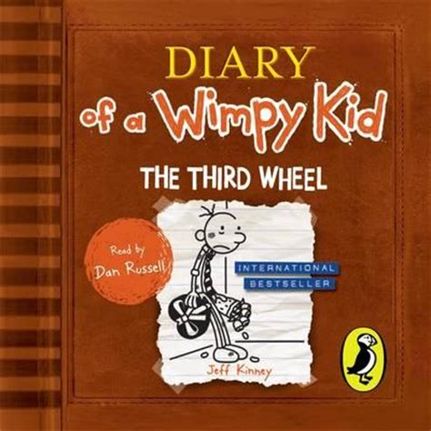 diary of a wimpy kid third wheel book report diary of a wimpy kid the third wheel jeff kinney