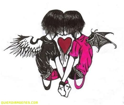 imagenes de emo con alas imagenes de emos con alas para dibujar a lapiz imagui