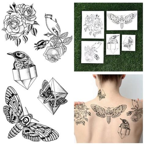 tattoo prices dubai tattify pearlescent rose temporary tattoos misc in the