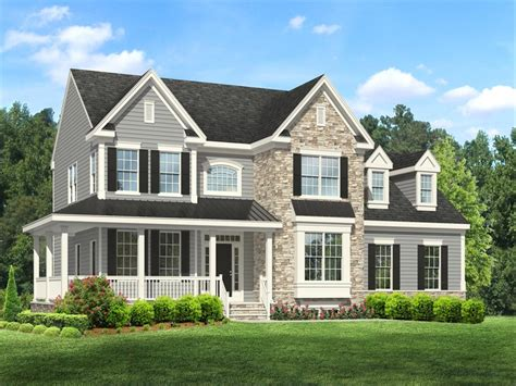 9 luxury new homes in warren nj