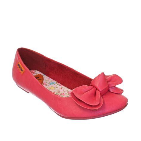 pink ballet flat shoes womens rocket vera fuchsia pink flat ballet ballerina