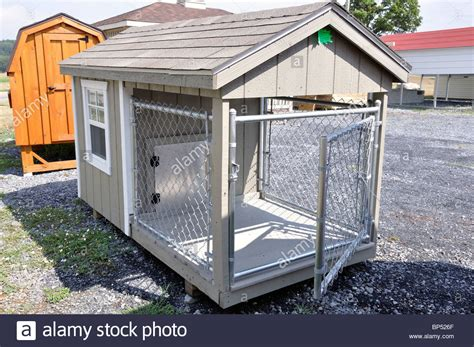 custom dog houses custom made dog house stock photo royalty free image 30844311 alamy