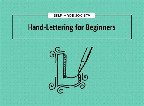 lettering tutorial for beginners hand lettering tips for beginners where do you begin