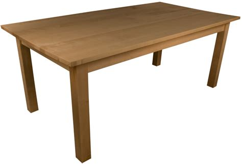 shaker style dining table