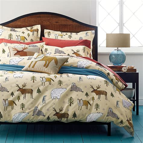 forest bedding fantasy forest sheets bedding set the company store