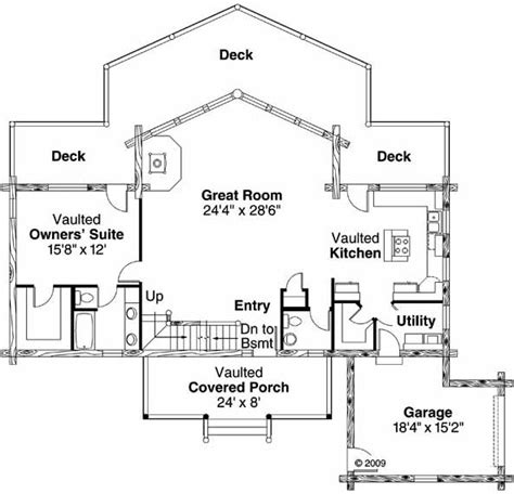 a frame floor plans 2 bedroom 2 bath a frame house plan alp 097u