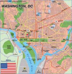 map of united states washington dc map of washington dc united states map in the atlas