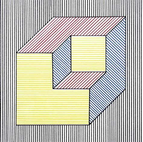 minimalism  york modernist art sol lewitt  sol lewitt