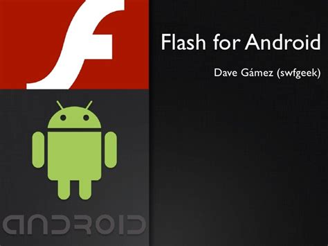 flash for android hawaii flash user - Flash For Android