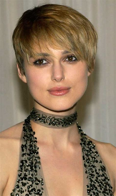 how to style a pixie to a fringe cut 10 stylish short pixie cuts in trend now