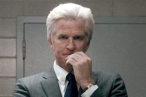 matthew modine on stranger things matthew modine channels sinister side for new netflix series
