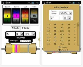 resistor calculator application top 13 best android apps for diy projects and home remodel repair removeandreplace