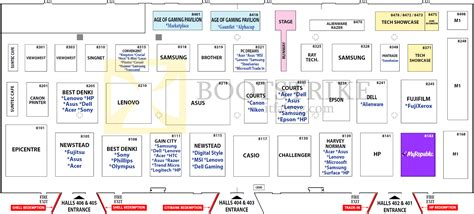 suntec city mall floor plan floor plan map level 4 suntec it show 2015 it show 2015