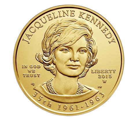 jackie kennedy half oz gold coin uncirculated us mint